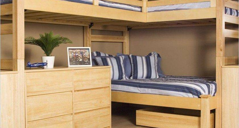 Bunk Bed Plans Triple Woodworking Ideas Ebook