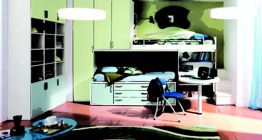 Bunk Beds Boys Bedroom Ideas