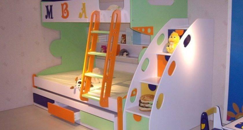 Bunk Beds Kids Safe Stylish Space Savers Lots