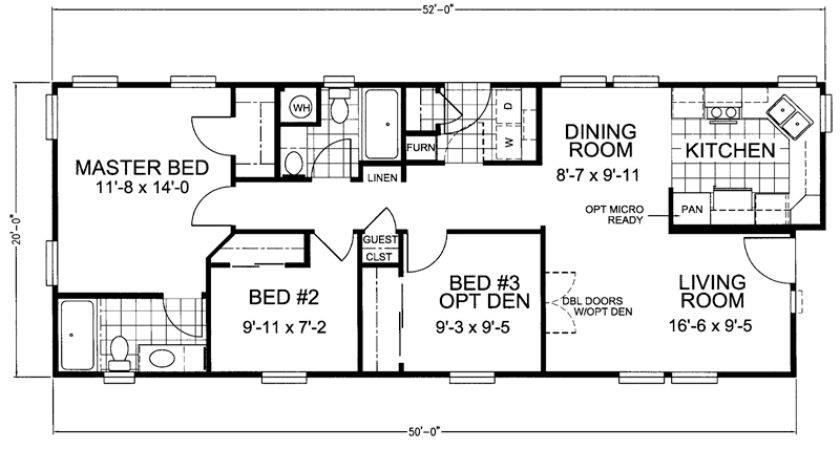 Burbank Floor Plan Factory Expo Home Centers