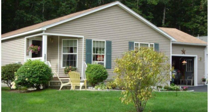 Burlington Maine Rockport Manufactured Home Sale