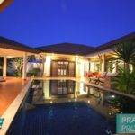 Busaba Pool Villas Hua Hin Ready Move Houses Sale Pranburi