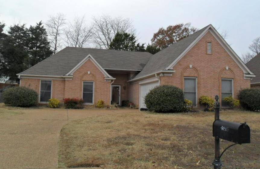 Buttermilk Cove Memphis Foreclosed Home Yousellwelist