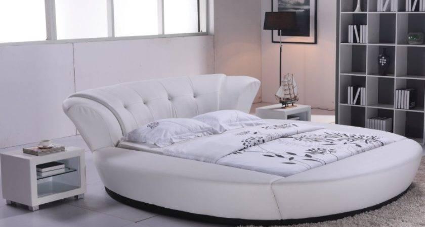 Cabana Modern Bed White Gadgets Matrix