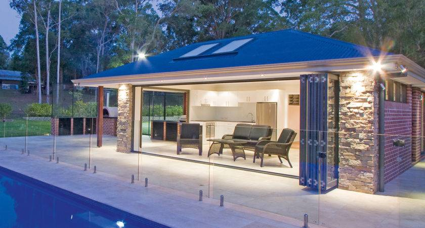 Cabana Pool Perfect Entertaining Completehome