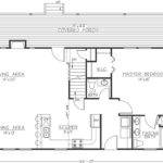 Cabin Floor Plan Timber Home Logangate Homes