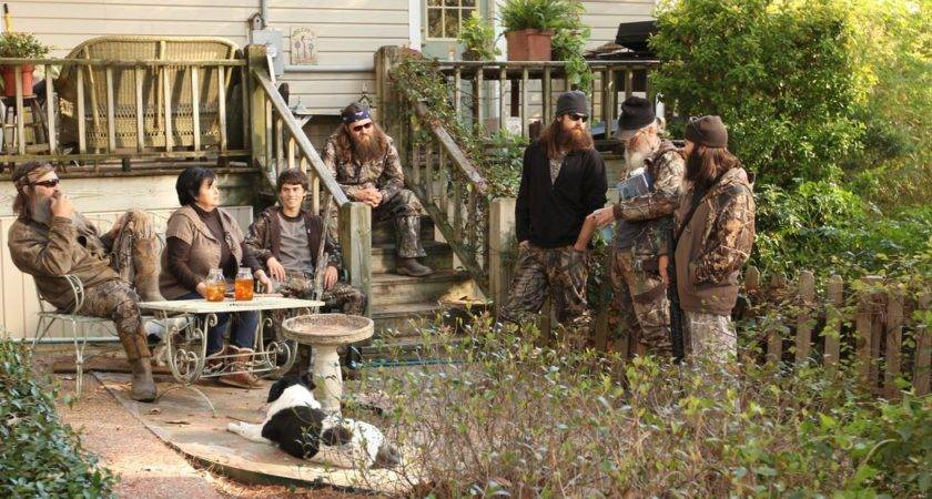 Calculated Push Into Entertainment Lifts Duck Dynasty