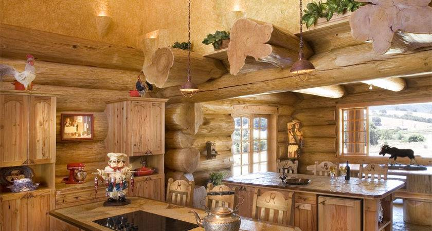 California Dreaming Handcrafted Log Home Built Last