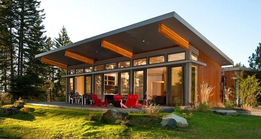 California Modular Homes Contemporary Modern Prefab Home