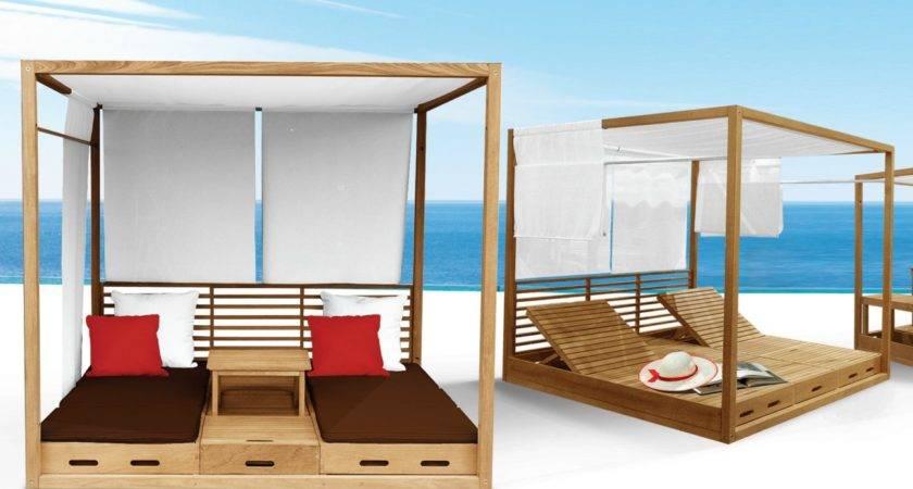Canopy Garden Bed Summer Cabana Collection Deesawat