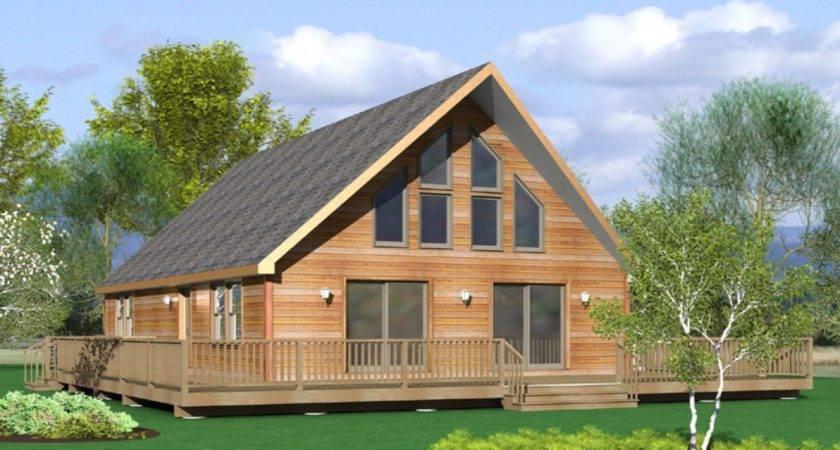 Cape Chalet Modular Home Plans Homes