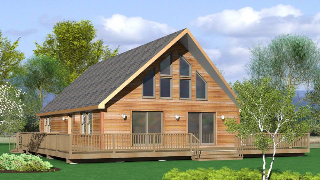Cape Chalet Modular Home Plans Homes