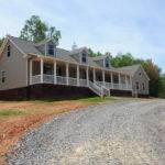Cape Cod Breezeway Choice Housing Statesville