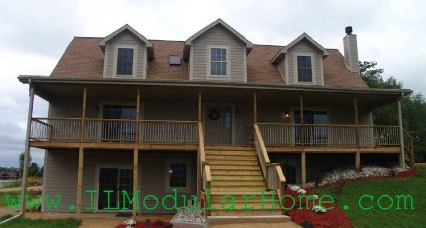 Cape Cod Modular Home Homes Pinterest