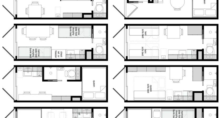 Cargo Container Home Plans Foot Shipping