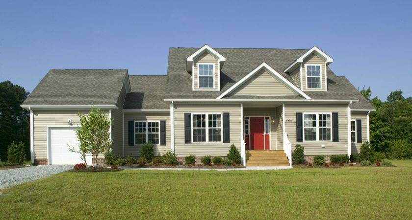 Carolina Diversified Builders South Custom Modular Home