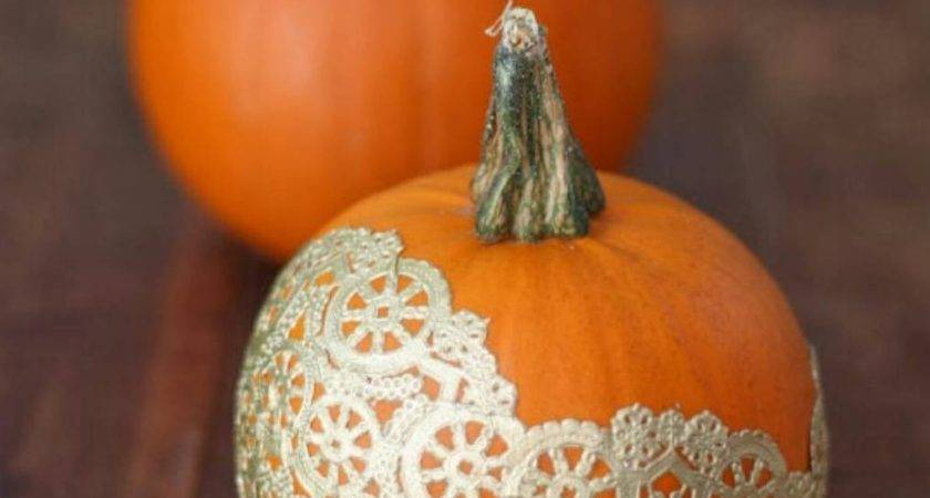 Carve Pumpkin Decorating Ideas Fall