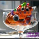 Carve Pumpkin Ideas Mini Monsters