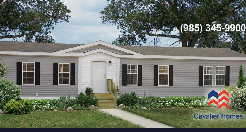 Cavalier Mobile Homes Floor Plans