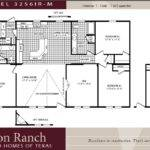Cavco Homes Floor Plan Bedroom Bath Double Wide