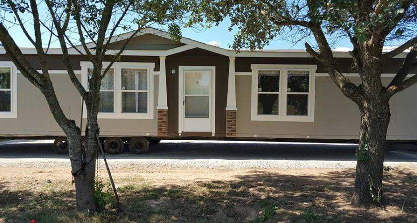 Cavco Industries Texas Double Wide