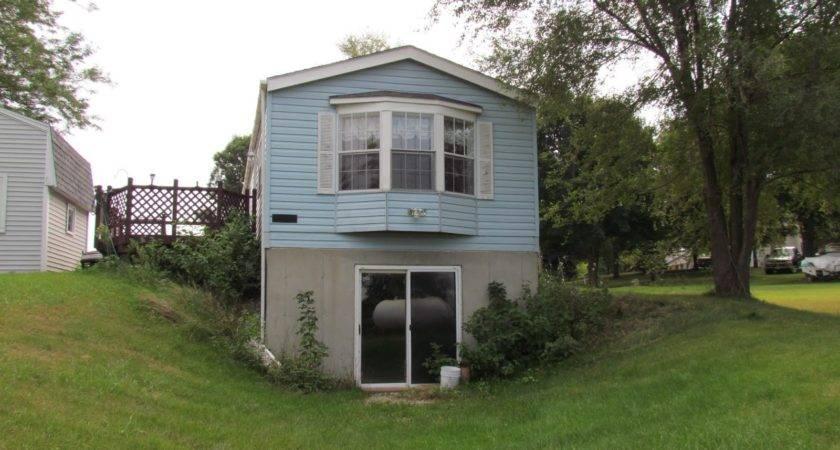 Cedar Siding Mobile Homes Richard Marie Whim