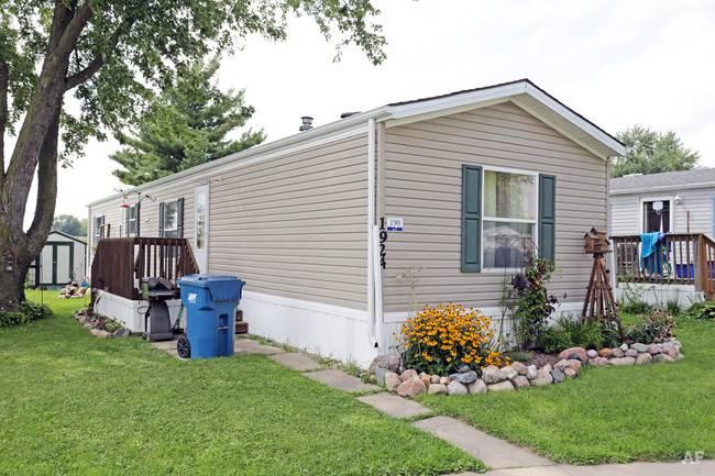 Cedar Terrace Manufactured Home Community Rapids
