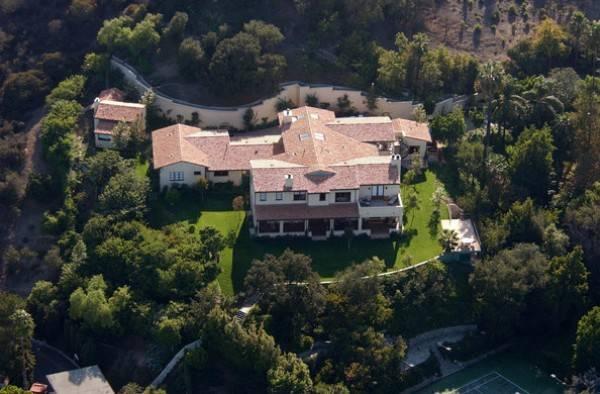 Celebrity Mansions Envy