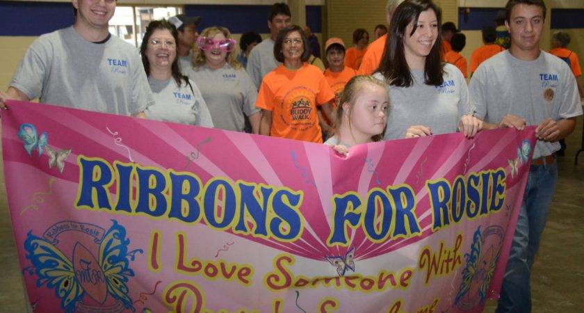 Cenla Walks Together Down Syndrome