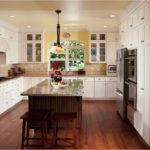 Center Island Designs Kitchens Galley Kitchen