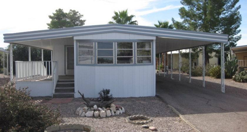 Champion Lot Desert Pueblo Mobile Homes