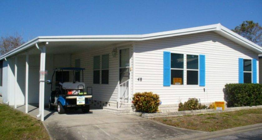 Chandler Manufactured Home Florida Room Addition