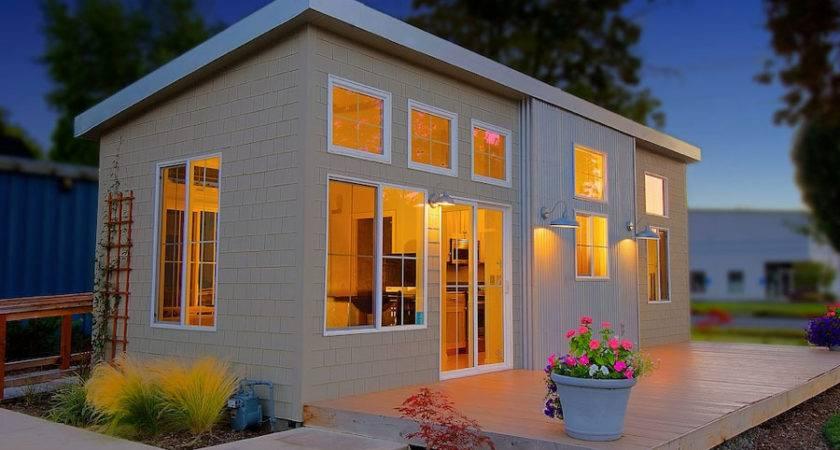 Charming Small Prefab Home Model Idesignarch Interior Design