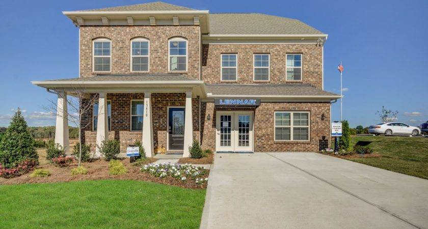 Chateau Enclave New Home Community Charlotte North
