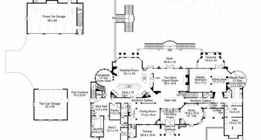 Chateau Lanier Bedrooms Baths House Designers