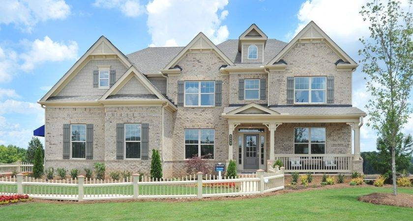 Chatsworth Manor New Home Community Cumming Atlanta