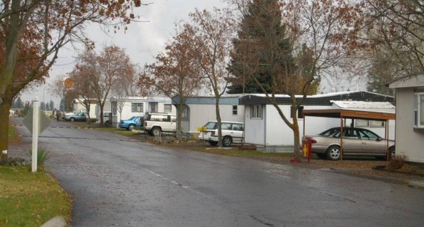 Cheatham Road Spokane Mobile Home Community