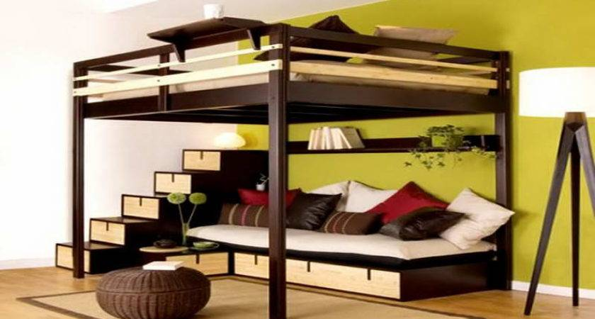 Choose Beds Small Spaces Ladder