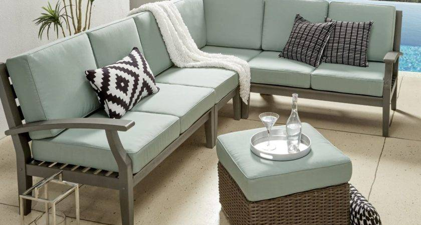 Choose Patio Furniture Small Spaces Overstock