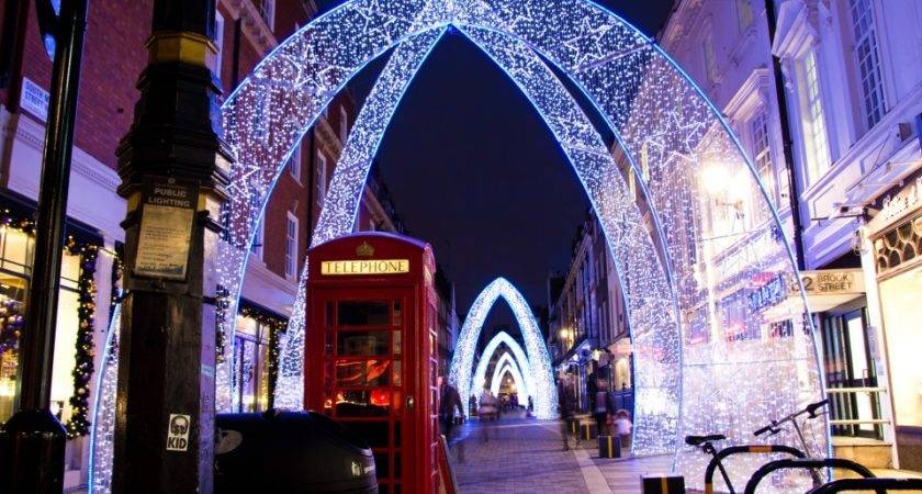 Christmas Decorations Cities Around World Your