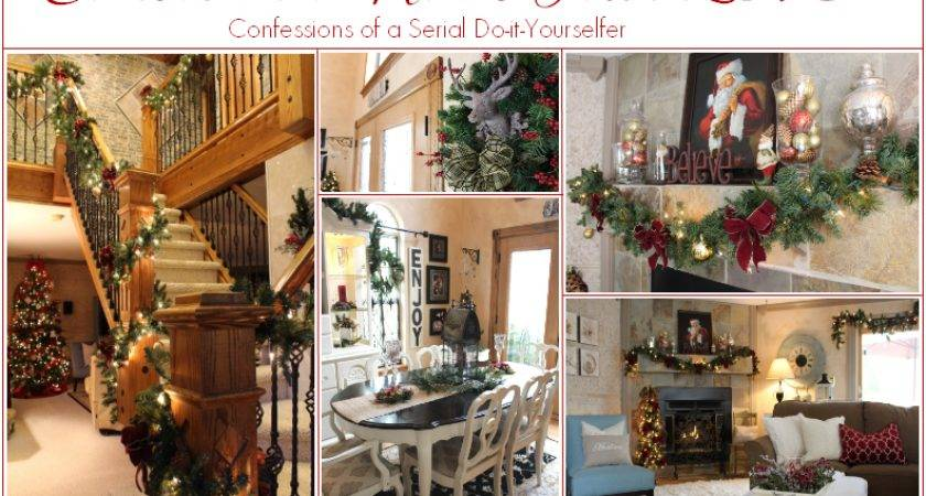 Christmas Home Tour Confessions Serial Yourselfer