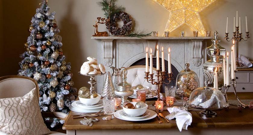 Christmas Table Decoration Ideas Festive Dining