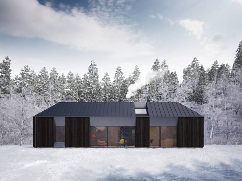 Claesson Koivisto Rune Tind Prefab Houses