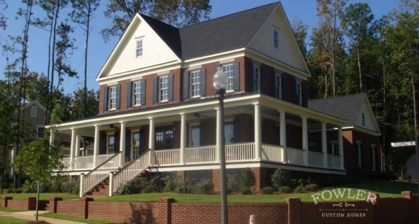 Classic American Home Fowler Custom Homes
