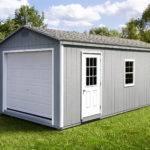Classic Garage Prefab Sheds Woodtex