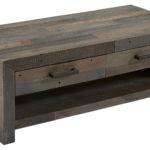 Classic Home Omni Four Drawer Coffee Table