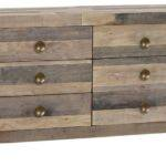 Classic Home Omni Six Drawer Dresser