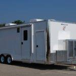 Classroom Trailer Mobile Office Trailers Custom Sale