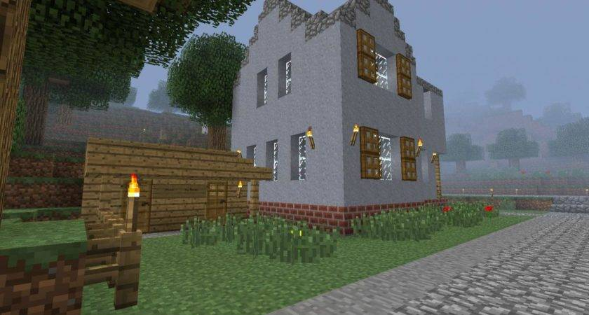 Clay House Minecraft Project