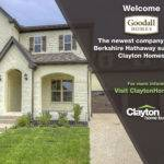 Clayton Has Acquired Middle Tennessee Based Goodall Homes Expanding